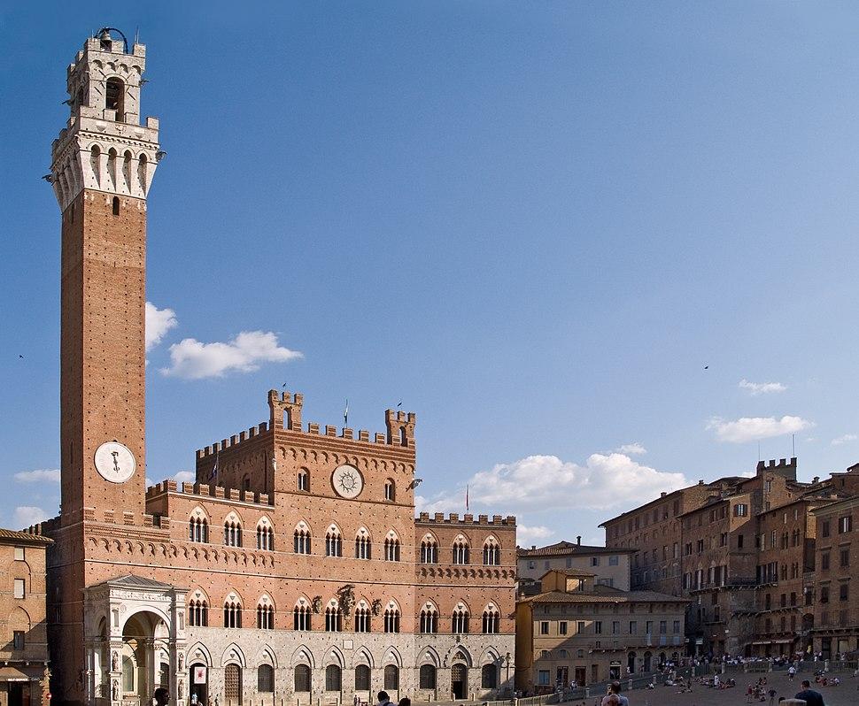 03 Palazzo Pubblico Torre del Mangia Siena
