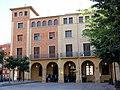 043 Ajuntament de Mollerussa, façana oest.JPG