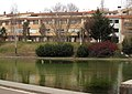 046 Parc Municipal d'Olesa de Montserrat, estany.jpg