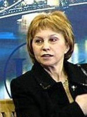 Marina Kudriavtseva - Kudriavtseva in 2004