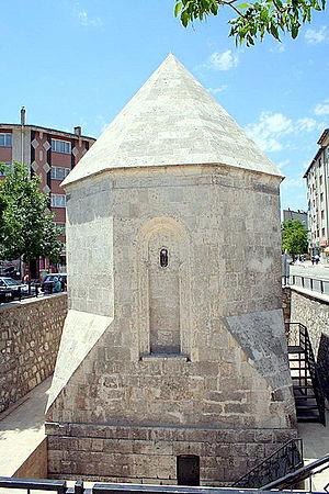 Gonbad - Ahi Emir Ahmet Türbe, a Kümbet in Sivas, Turkey