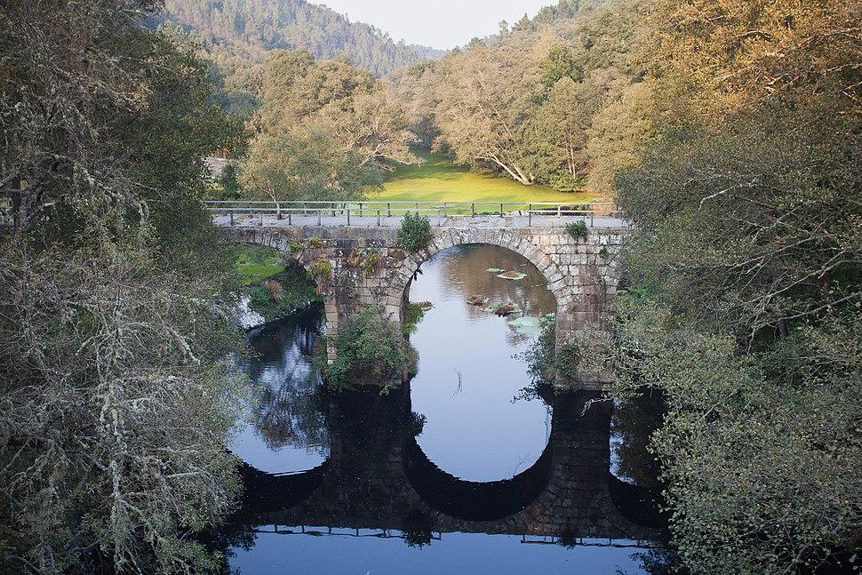10-2011. Río Arnoia - Freixo - Cartelle - Galiza AF05