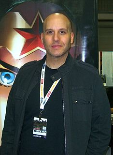 Joshua Middleton Artist and designer of animation, film, and comics