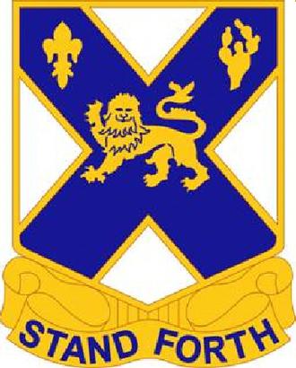 102nd Infantry Regiment (United States) - Image: 102nd Infantry Regiment DUI