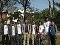 10th Anniversary Celebration of Bengali Wikipedia in Jadavpur University, Kolkata, 9-10 January, 2015 34.JPG