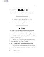 116th United States Congress H. R. 0000171 (1st session) - LUMMA.pdf