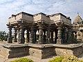 12th century Mahadeva temple, Itagi, Karnataka India - 36.jpg