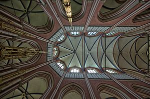 Doberan Minster - Ceiling of the nave