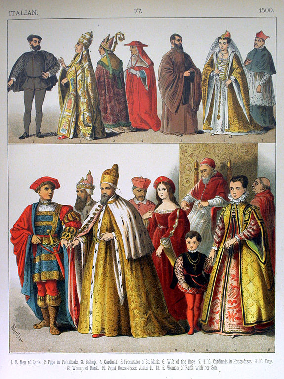 File 1500 Italian 077 Costumes Of All Nations 1882