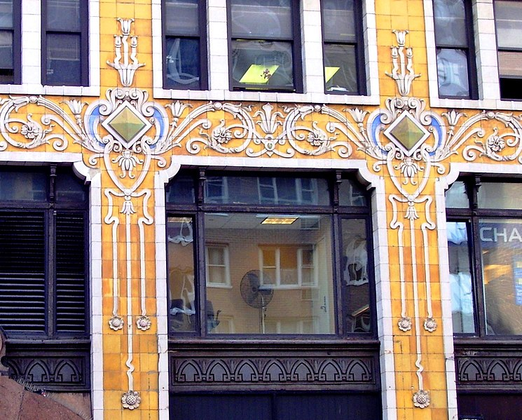 File:154-160 West 14th Street decoration.jpg