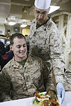 15th MEU Marines and Sailors celebrate October birthdays 151029-M-GC438-036.jpg