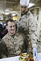 15th MEU Marines and Sailors celebrate October birthdays 151029-M-GC438-036.jpg