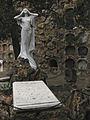 168 Tomba de Jaume Brutau, escultura d'Enric Clarasó.jpg