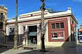 170 Mercat municipal de Gavà, façana oest, pl. Major.JPG