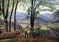 1838 Waldmüller Blick auf Ischl anagoria.JPG