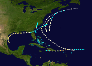 1867 Atlantic hurricane season hurricane season in the Atlantic Ocean