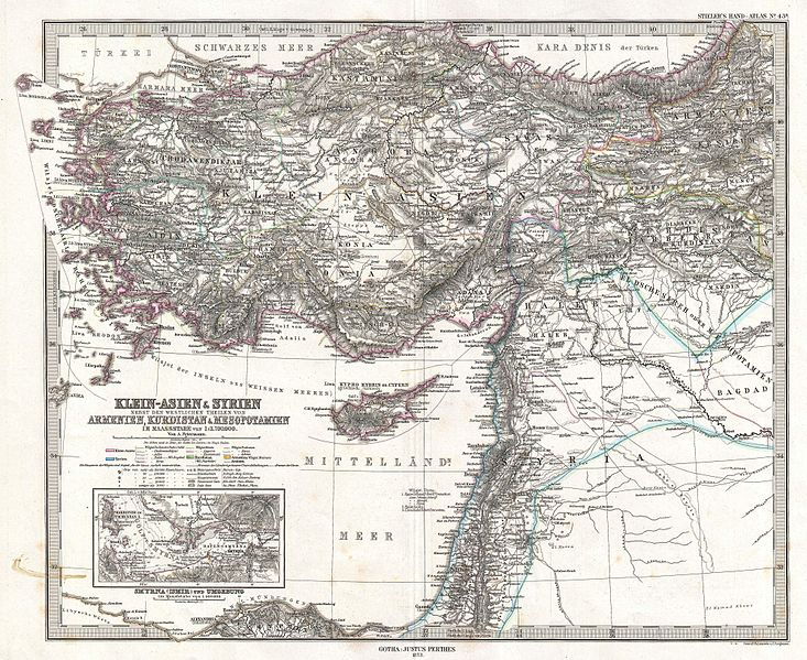 File:1873 Stieler Map of Asia Minor, Syria and Israel - Palestine (modern Turkey) - Geographicus - Klein-AsienSyrien-stieler-1873.jpg