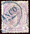 1878 Guatemala 4R Blue Franco Yv13.jpg