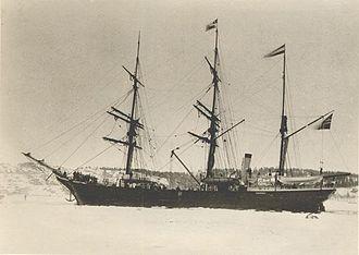 Jason (ship) - Jason