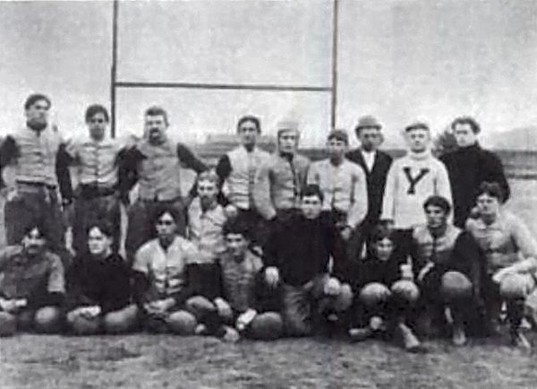 The 1893 Stanford American football team 1893 Stanford American football team.jpg