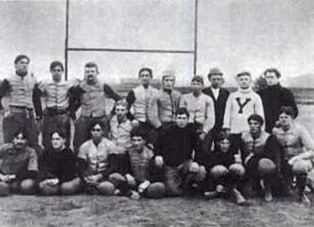1893 Stanford American football team