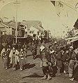1896 photo detail, from- Gezicht op een straat in Isezakichō, Yokohama Isezakicho, the Bowery of Yokohama, Japan (titel op object), RP-F-F13133 (cropped).jpg