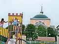 19.Корець Миколаївська церква (мур.).jpg