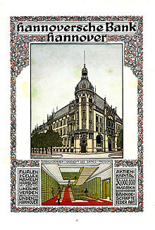 Hannoversche Bank Wikipedia