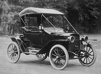 Hupmobile - 1912 RCH runabout