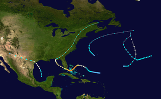 1929 Atlantic hurricane season hurricane season in the Atlantic Ocean
