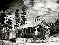 1939. Laboratory under construction at the University of Washington's Pack Forest. La Grande, Washington. (34182705083).jpg