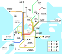 History of the Helsinki tram system Wikipedia