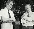 1949 Mr Anthony Eden and Mr J W Calder.jpg