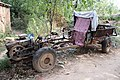 1950s Chinese Tractor-Truck in back of Yongtai Temple (48840060757).jpg