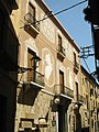 195 Casa del Degà, c. Escrivanies Velles 6.jpg