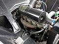 1961 Peugeot TN3 engine in 403U, right front.jpg