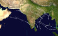 1962 North Indian Ocean cyclone season summary map.png