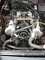 1963 Daimler SP250 V8 Engine (3737131536).jpg