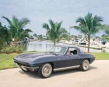 Chevrolet Corvette (C2) - Wikipedia