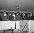 1966 visite de Mr Edgar Faure sénateur du Jura au CNRZ-25-cliche Jean Joseph Weber.jpg