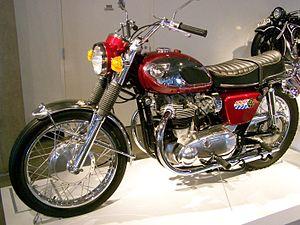 Kawasaki W Series
