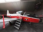 1972 BAC 84 Jet Provost T5A XW425 photo 4.JPG
