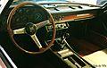 1972 Fiat Dino 2400 Coupé - interior (14624887857).jpg