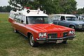 1972 Oldsmobile Ninety-Eight Cotner Bevington Ambulance (14941448875).jpg