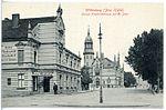 19738-Wittenberg-1915-Große Friedrichstraße mit Post-Brück & Sohn Kunstverlag.jpg