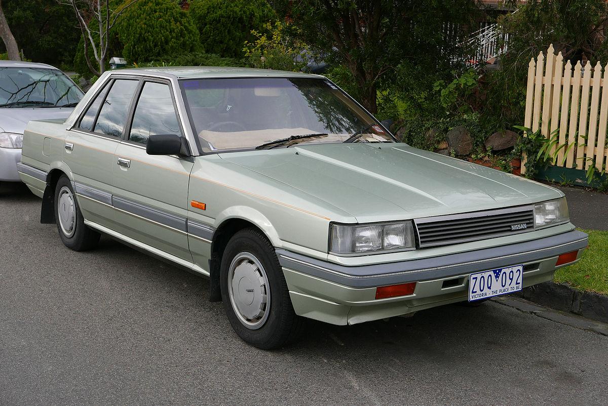 Nissan Pintara - Wikipedia
