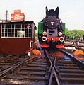 1994. Parade of steam locomotives in Wolsztyn (3) TKt48 143.jpg