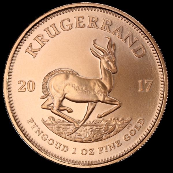 Zdjęcie monety Krugerrand