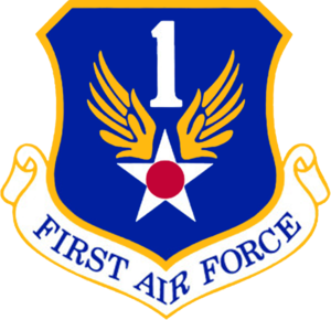 First Air Force - Image: 1st Air Force