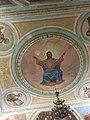 2. Центральная фреска плафона Никольской церкви Астраханского кремля.jpg